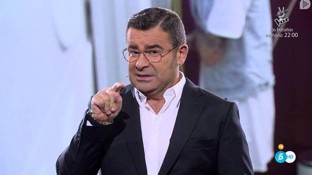 Foto: Jorge Javier Vázquez, presentador de 'Gran Hermano Revolution'.