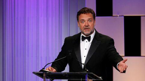 Russell Crowe se ha comido a 'Gladiator' y tenemos las pruebas