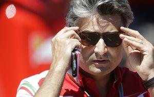 Ferrari destituye a Mattiacci y ficha a Arrivabene, amigo de Ecclestone