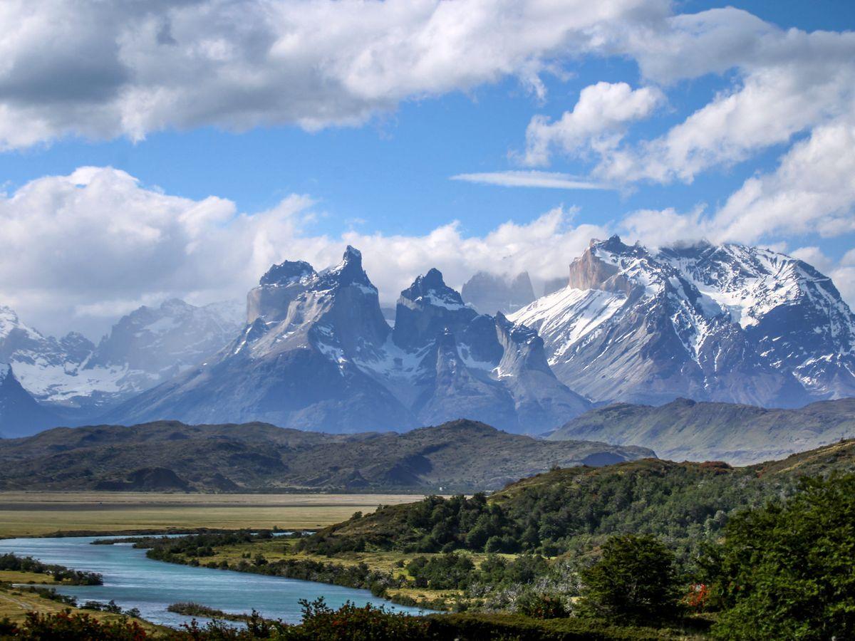 Foto: Parque nacional de Estados Unidos. Foto: EFE JOEL ESTAY