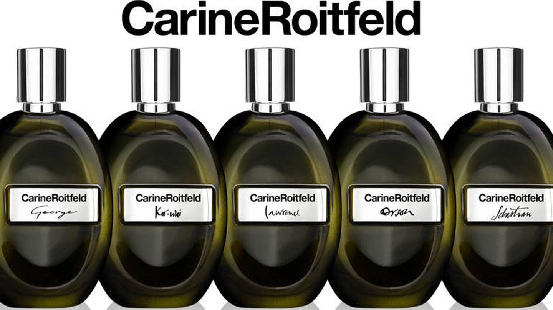 Perfumes de Carine Roitfeld.