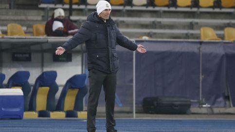 Zidane es ya un grave problema en los planes de Florentino Pérez