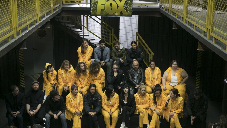 Elenco de la tercera temporada de 'Vis a vis'. (Fox)