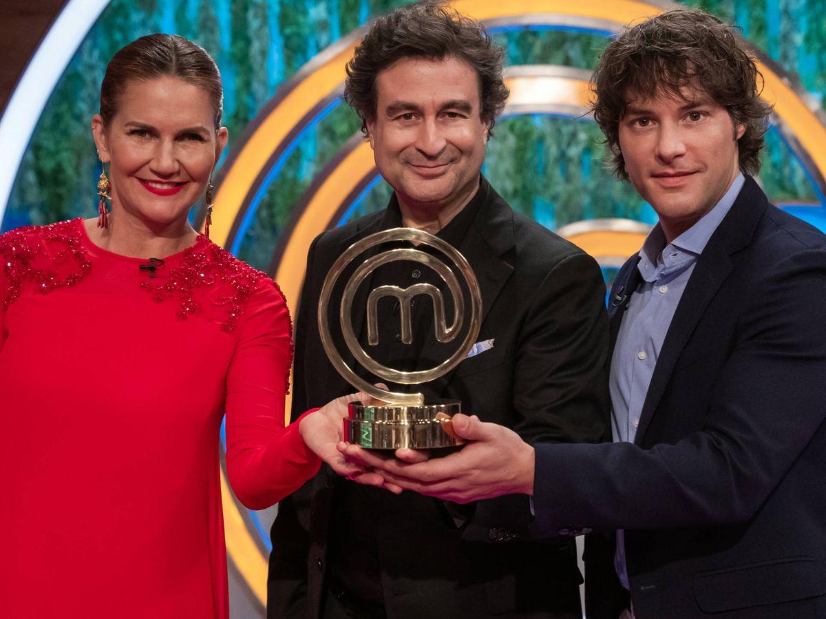 Foto: Los jueces de 'MasterChef'. (TVE)