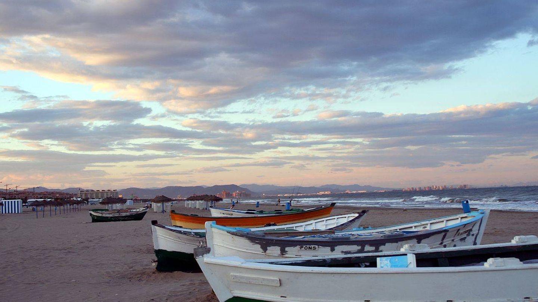 Playa de las Arenas. Foto: Wikipedia