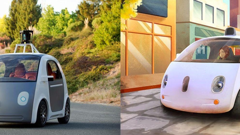 Google presenta su coche del futuro: sin conductor, volante ni pedales