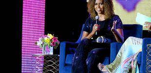Post de El mensaje que esconde el nuevo look capilar de Michelle Obama