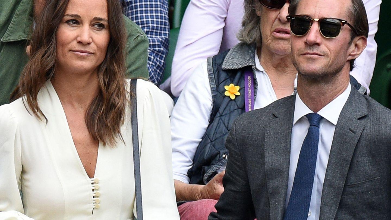 Pippa Middleton y su marido, James Matthews.