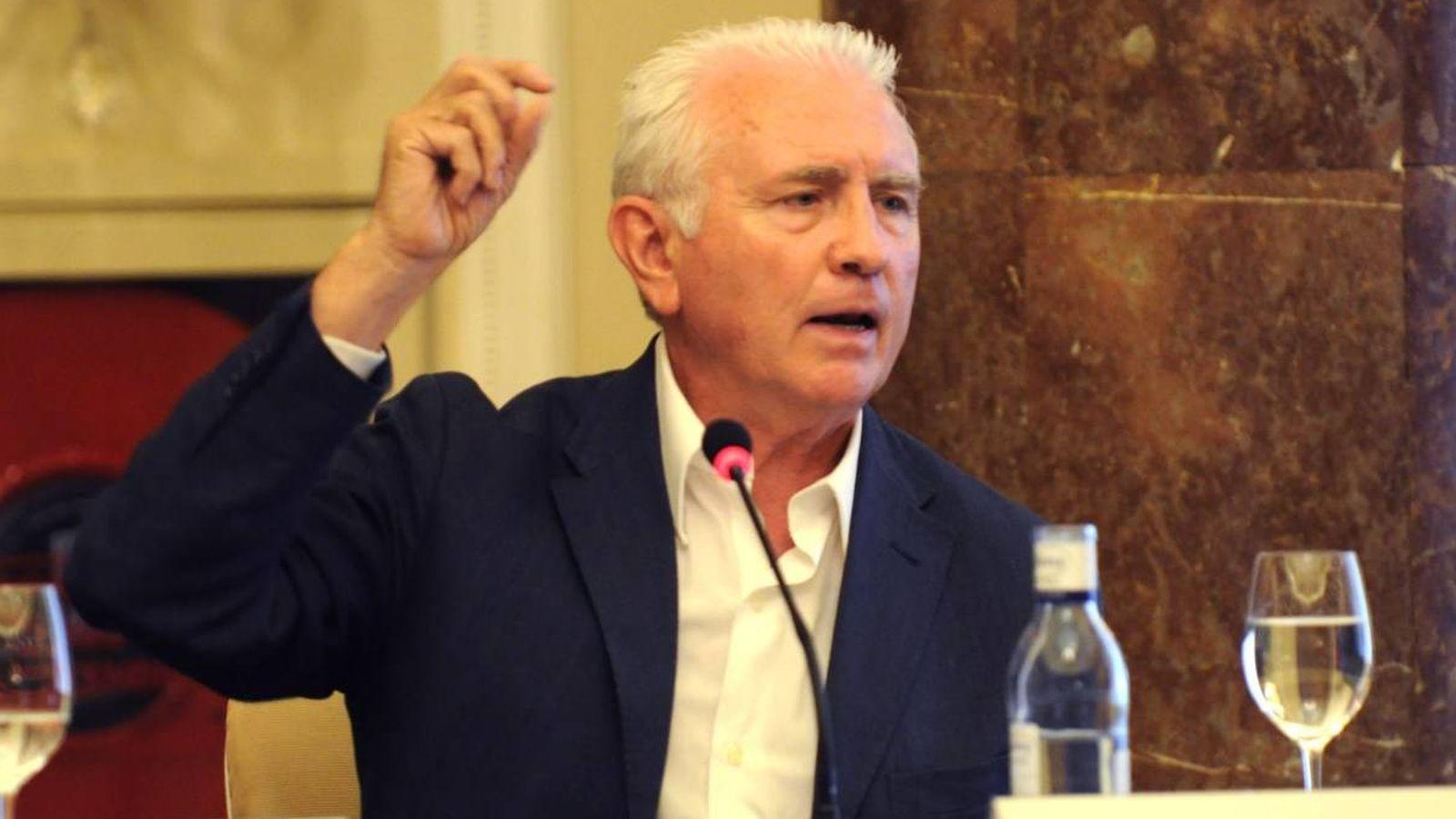 Foto: El directivo Daniel Gavela. (Asociación de Periodistas Europeos)