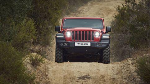 Jeep renueva a la vez tres de sus modelos: Renegade, Cherokee y Wrangler