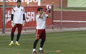 El Madrid no se olvida de Kiko Casilla y quiere asegurar su fichaje