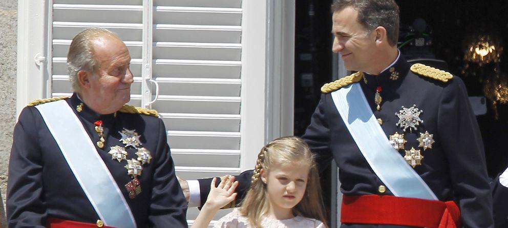 Foto: El Gobierno resuelve el aforamiento exprés civil y penal de Don Juan Carlos