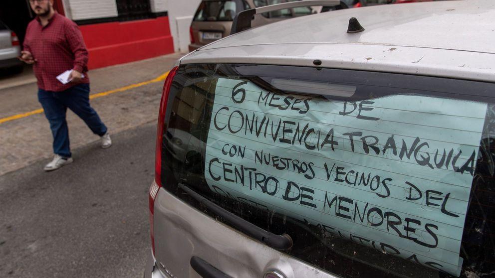 El Gobierno retira a Andalucía los fondos para atender menores inmigrantes