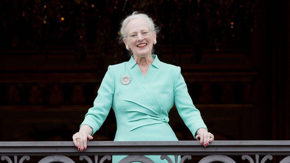 Foto: La reina Margarita de Dinamarca en una imagen de archivo. (Gtres)