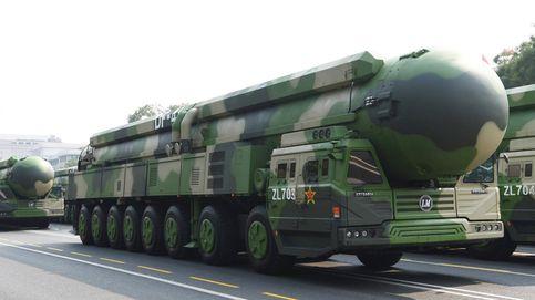 China está construyendo más de 100 silos para misiles nucleares en mitad del desierto