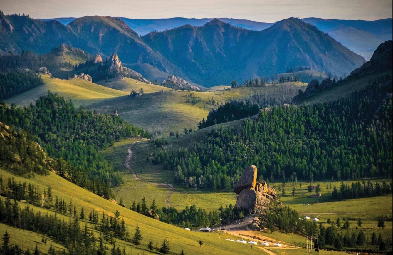 Foto: El parque Gorkhi-Terelj de Mongolia (Foto: © GML / Getty Images / Lonely Planet)