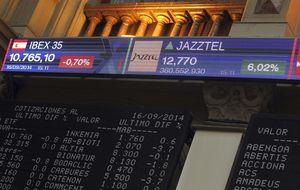Alken eleva su participación en Jazztel al 6,5% en plena opa