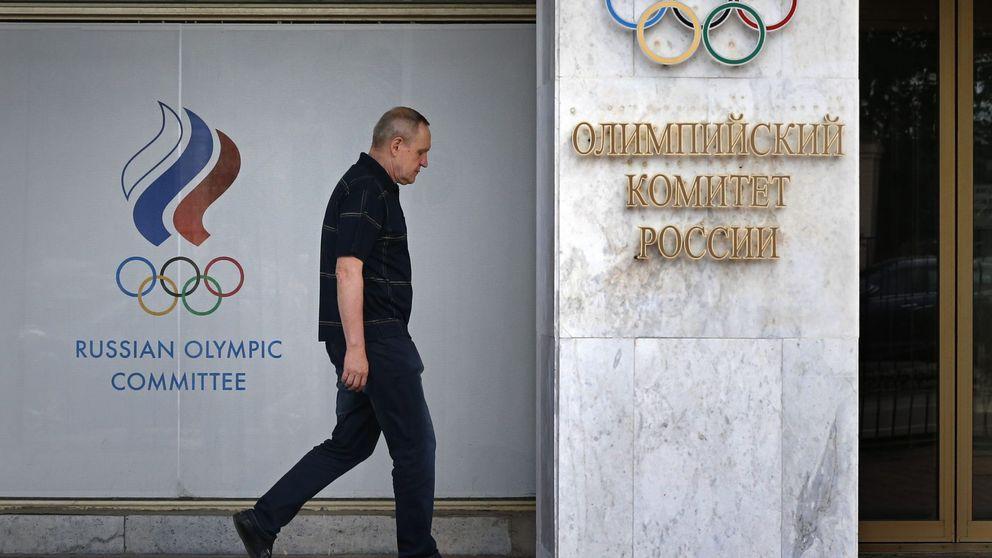 Informe McLaren: el dopaje de Estado en Rusia fue utilizado por 1.000 atletas