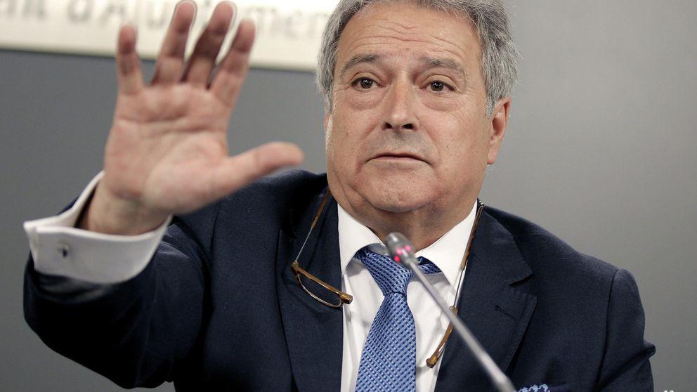 Alfonso Rus declara que deja la Diputación de Valencia con 345.318 euros menos que en 2011