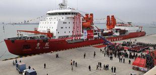 Post de China se lanza a la conquista del Ártico