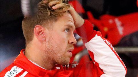 La única opción que pasó por la cabeza de un precipitado Vettel antes que estar en su casa