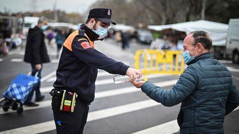 Así quedan las restricciones en Madrid: zonas cerradas, toque de queda, reuniones...