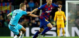 Post de De jugador residual a titular: así ha cambiado Ivan Rakitic su situación en el Barcelona
