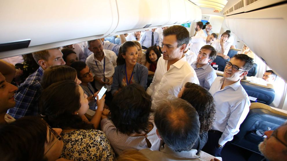 Transparencia censura a Sánchez por abusar del secreto oficial para ocultar sus viajes