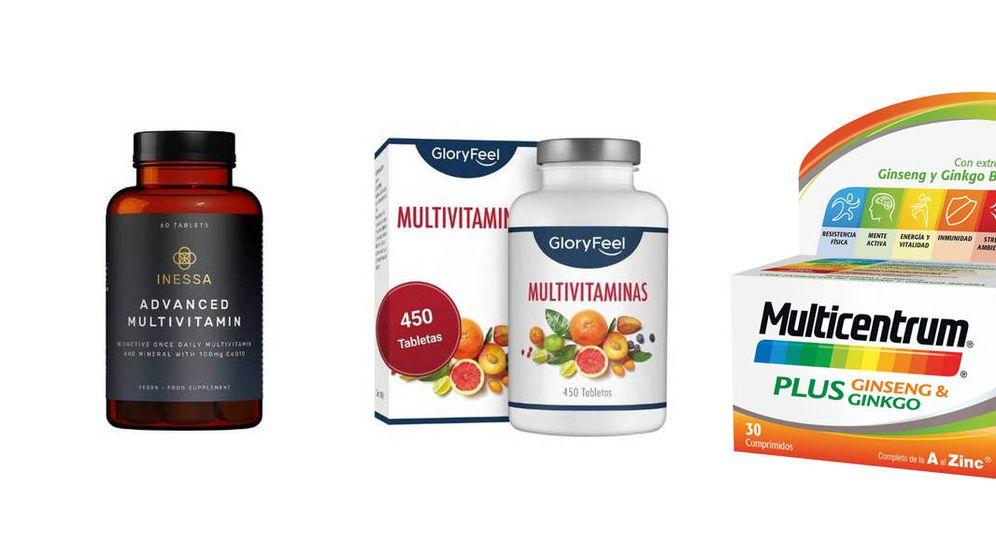 Foto: Los mejores complejos vitamínicos para personas estudiantes y deportistas