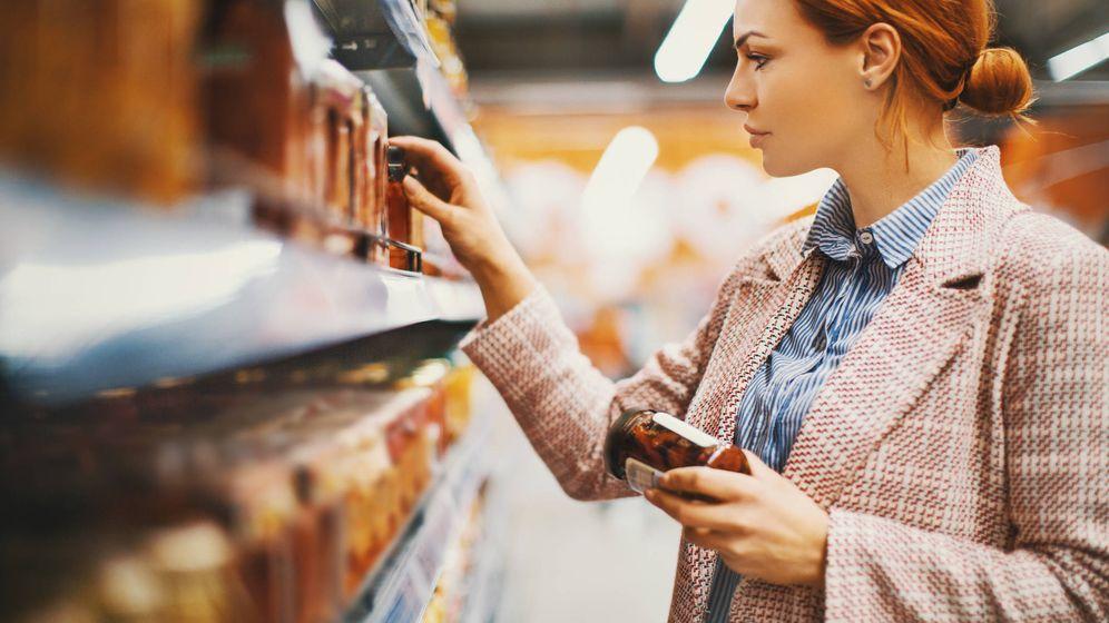 Foto: Comida sana en el supermercado. (iStock)
