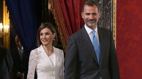 Doña Letizia y su nueva 'competidora' en los actos oficiales