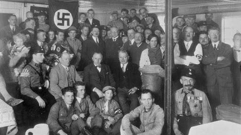 Ritos masónicos, charlatanes y antisemitismo: así nació el partido nazi