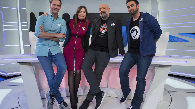 Eva Hache inaugura la nueva etapa de 'Órbita Laika'