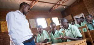 Post de La Kenia más vulnerable estudia con tablet: el talento dibuja su futuro con 'big data'