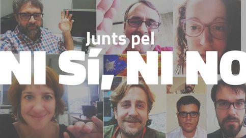 'Junts pel ni sí ni no': catalanes que no piensan lo que tú creías