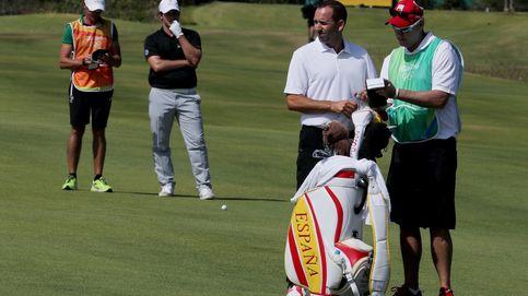 Sergio García y Cabrera Bello se quedan a las puertas del bronce