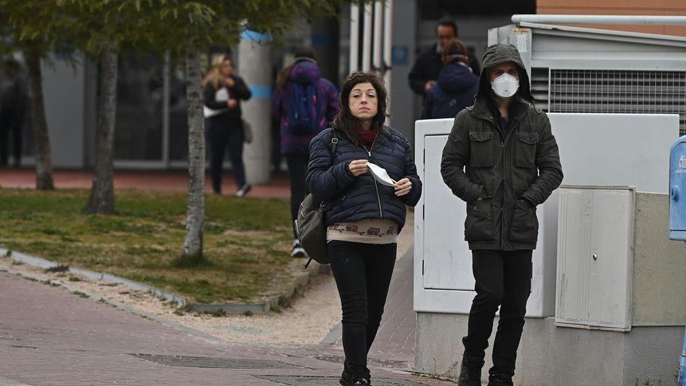 Los casos de coronavirus se disparan en Madrid un 50% hasta 2.078 contagiados