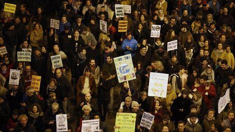 Greta Thunberg inspira a una gran multitud por la lucha climática en Madrid