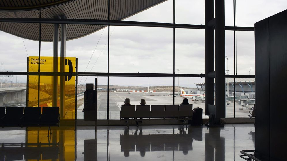 Foto: Imagen de la Terminal 4 del aeropuerto Madrid-Barajas.
