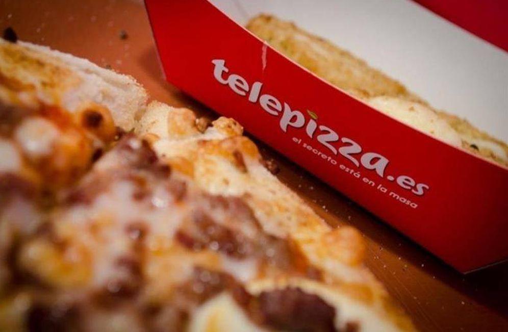 Foto: La exclusión de bolsa de Telepizza tiene el respaldo de la inmensa mayoría de los accionistas.