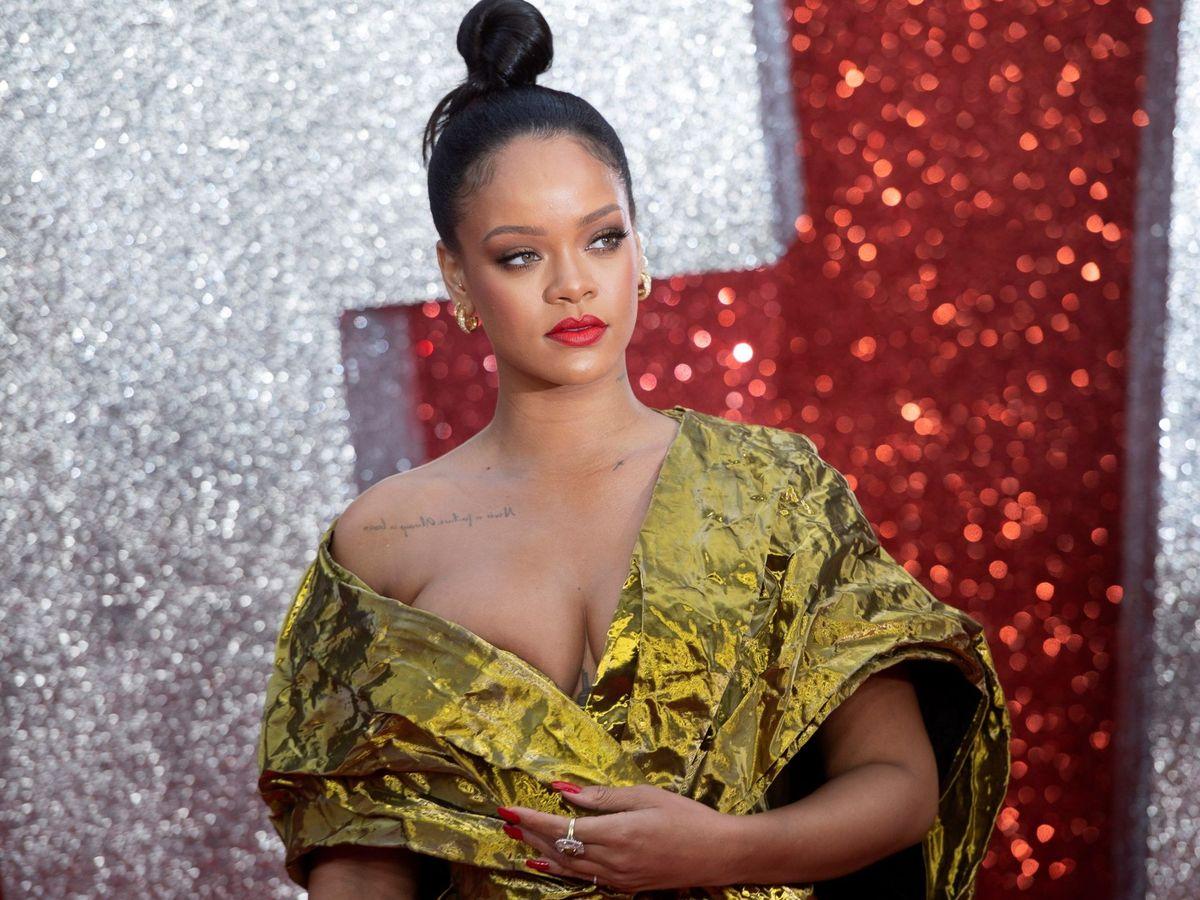 Foto: Rihanna, en una imagen de archivo. (EFE)
