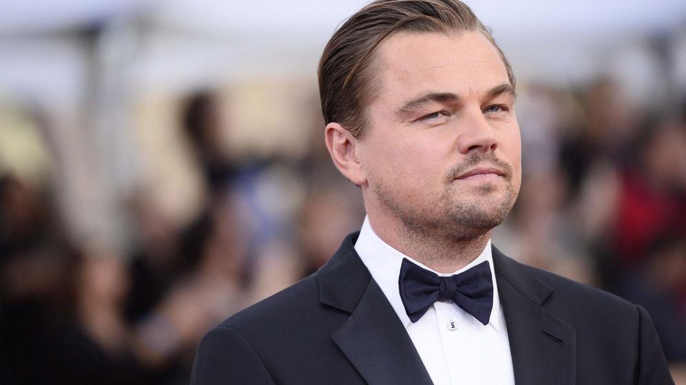 Foto: El actor Leonardo Dicaprio, candidato al Oscar a mejor actor (EFE)
