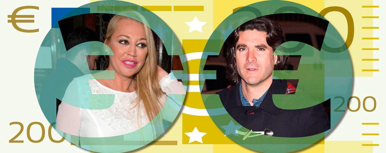 Foto: Belén Esteban y Toño Sanchís rompen su relación