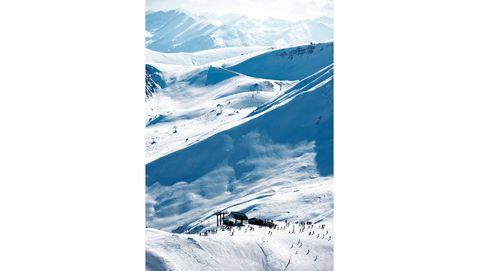 De Sierra Nevada a Baqueira Beret, las estaciones de esquí españolas