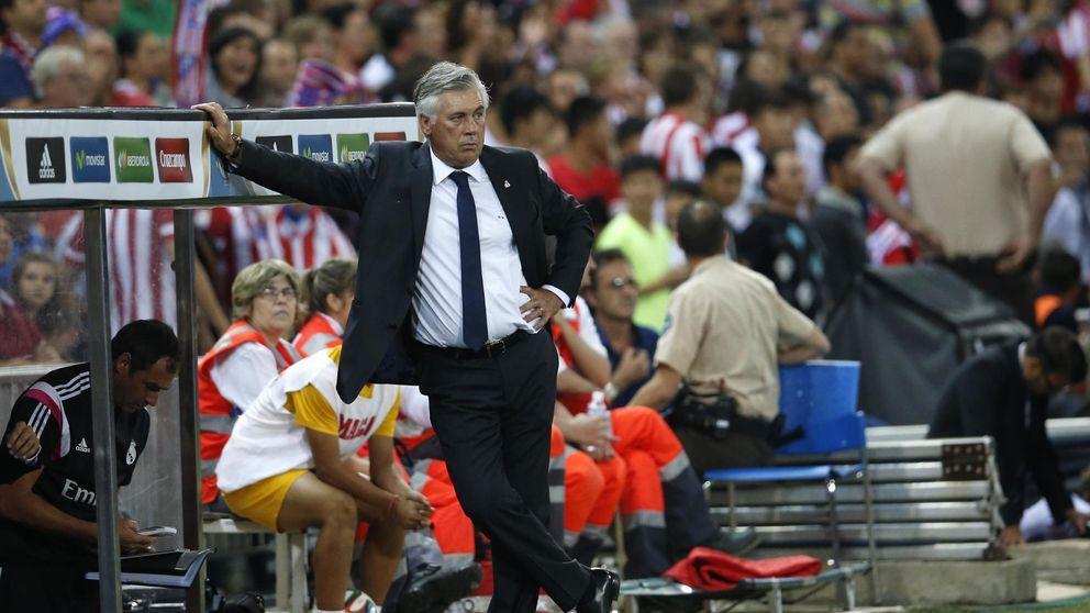 """""""¡Qué pena no haberles metido cinco!"""" El día que el Calderón calcinó a Ancelotti"""