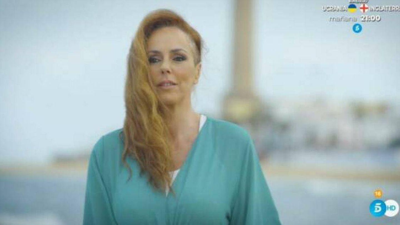Rocío Carrasco, en 'En el nombre de Rocío'. (Telecinco)