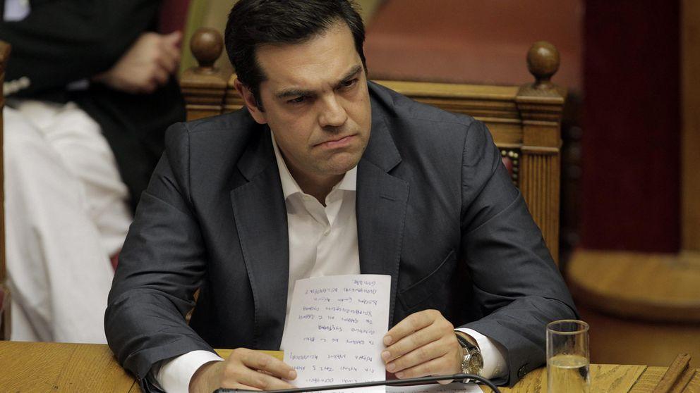 Tsipras sustituye a los miembros de Syriza que se rebelaron contra la austeridad