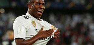Post de Olvídense de fichajes en el Real Madrid porque hay que darle bola a Vinicius