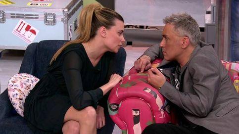 María Lapiedra confiesa que le gustaría darle celos a Gustavo en ''Supervivientes'