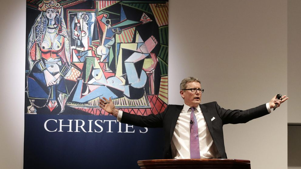 Récord para Picasso: 179 millones de dólares
